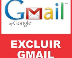 Excluir Gmail Google