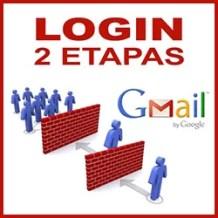 Login Gmail 2 etapas entrar
