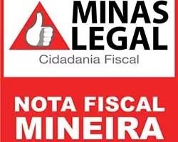 Minas Legal Nota Fiscal Mineira