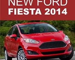 Novo Ford Fiesta 2014