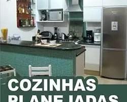 Cozinhas Planejadas