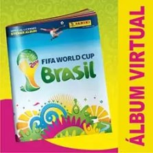 Álbum Virtual Copa Mundo FIFA 2014
