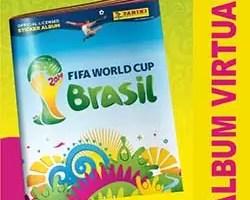 Álbum Virtual Copa Mundo FIFA 2014