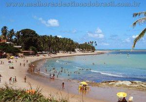 Praia de Barreiras Do Boqueirao