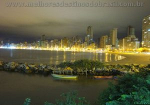 Noite Em Balneário Camboriú