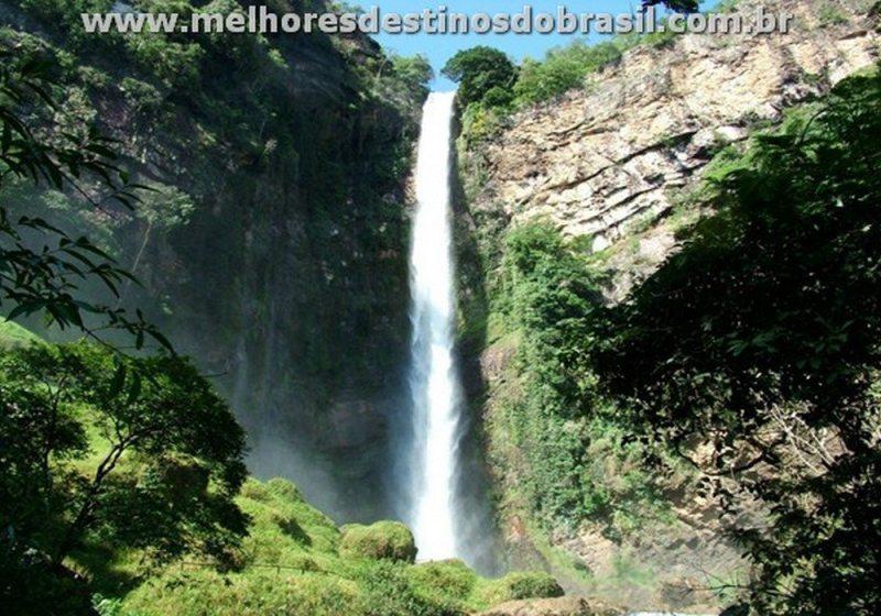 Cachoeira Salto do Itiquira