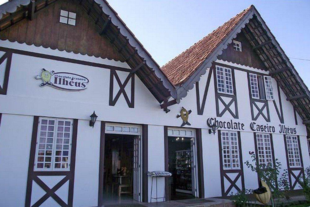 Fábrica De Chocolate Caseiro Ilhéus