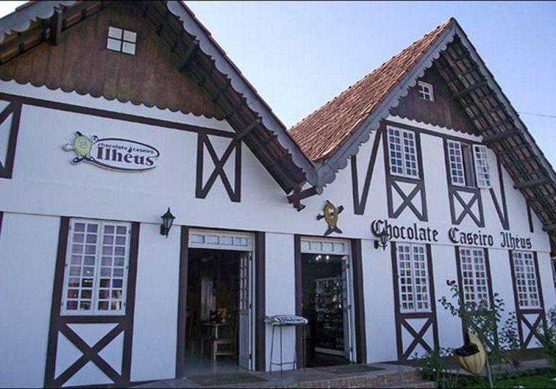 Fábrica De Chocolate Caseiro Em Ilhéus
