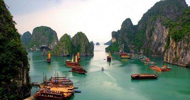 Halong Bay – Vietnã