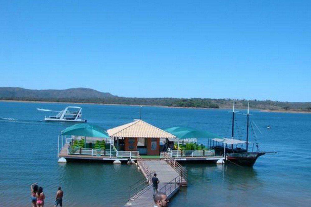 Lago Corumbá - Caldas Novas