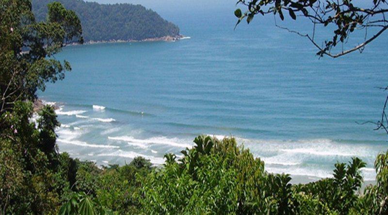 Praia Brava Do Camburi - Ubatuba