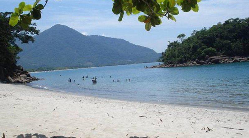 Praia Da Justa - Ubatuba