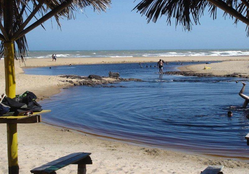 Praia Do Riacho Doce - ES