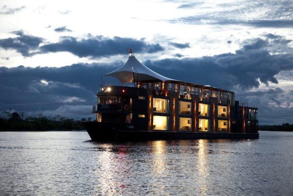 Cruzeiro Pelo Rio Amazonas - Manaus