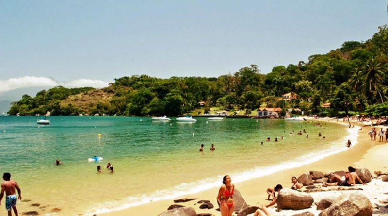 Praia Brava Do Frade - Ubatuba