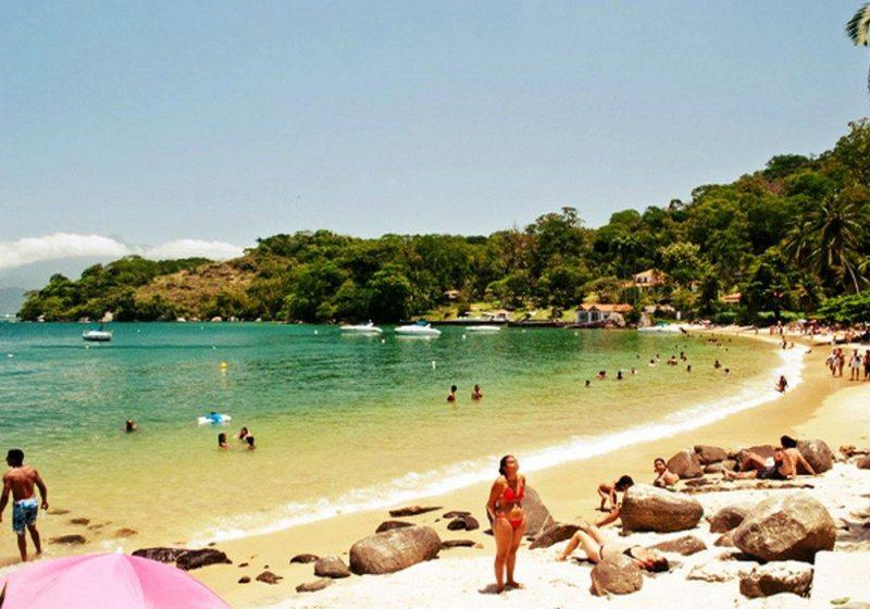 Praia Brava Do Frade