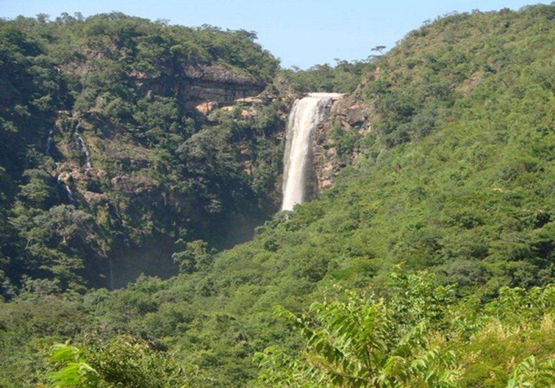 Cachoeira do Jiboia