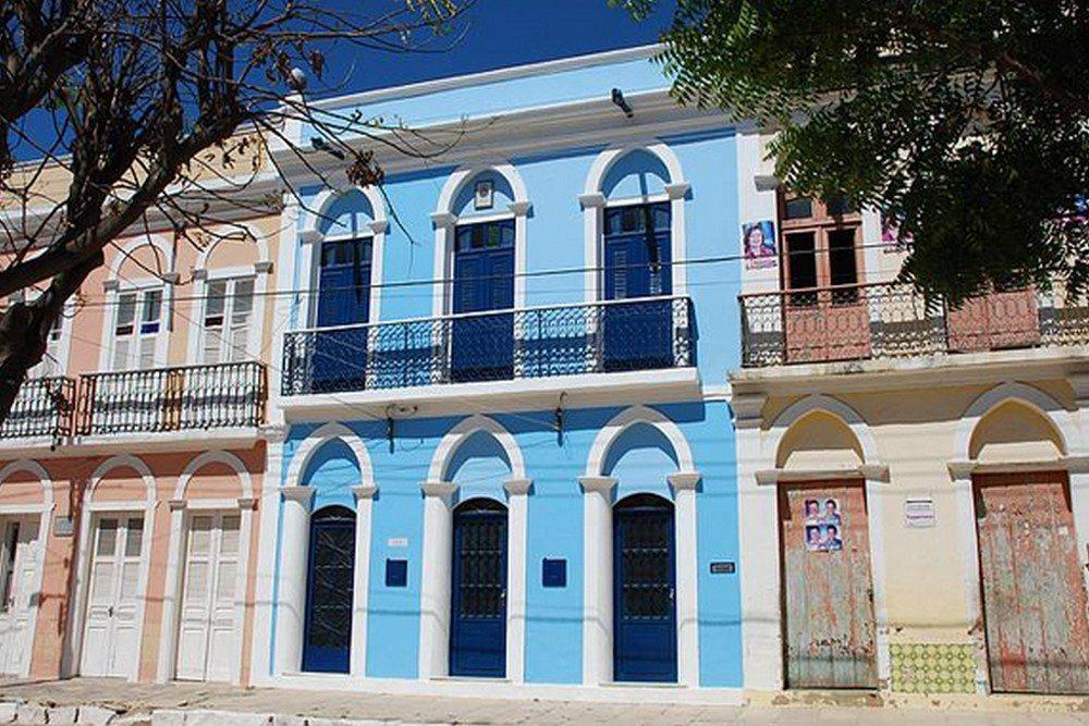 Casario Colonial De Aracati