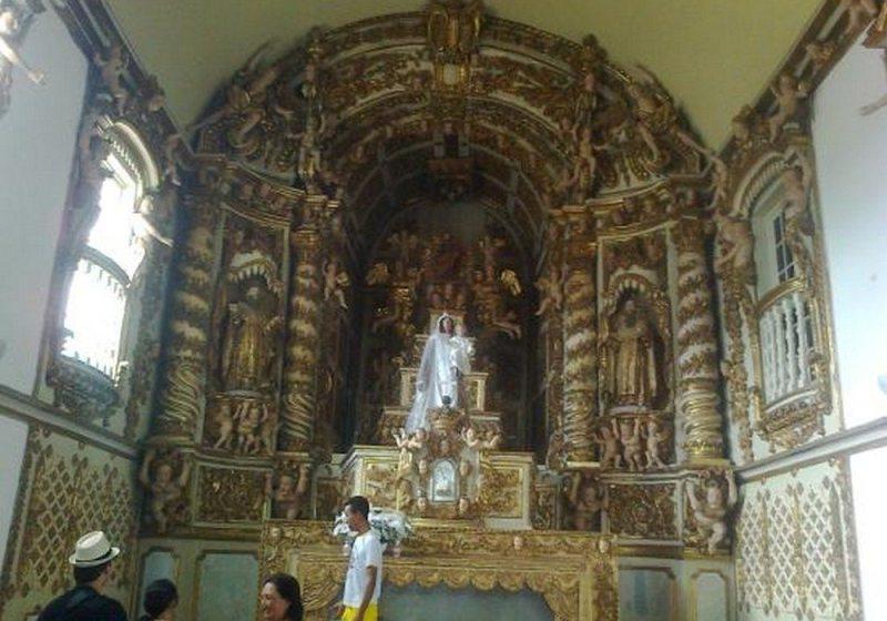Igreja Do Carmo - Alcântara