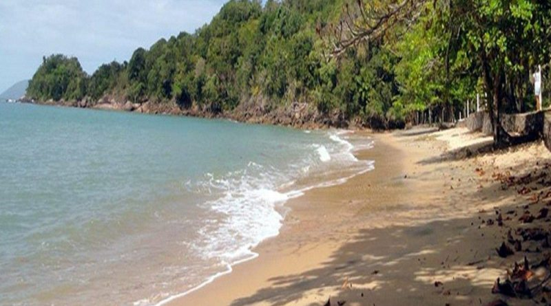 Praia Caçandoquinha - Ubatuba