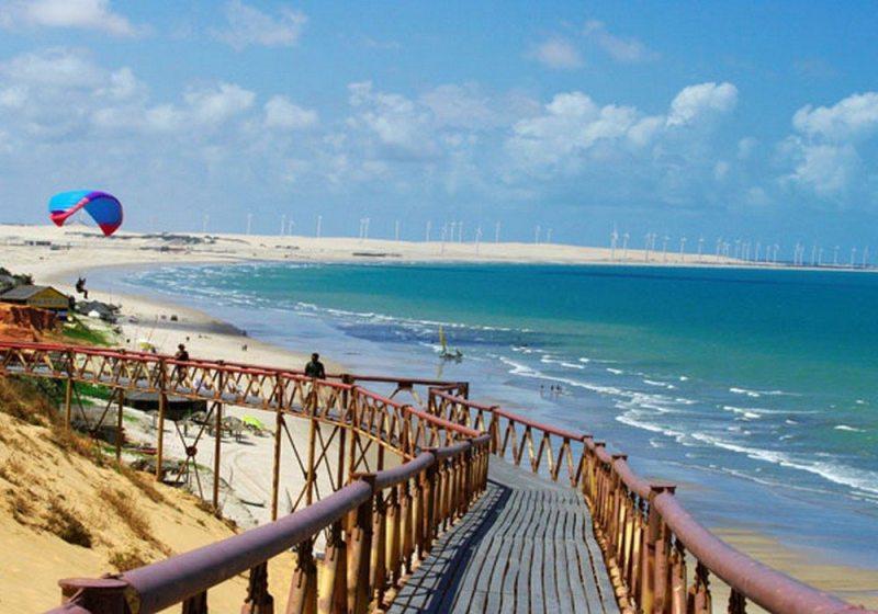 Praias De Canoa Quebrada