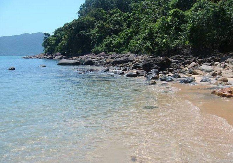 Praia Ponta Aguda