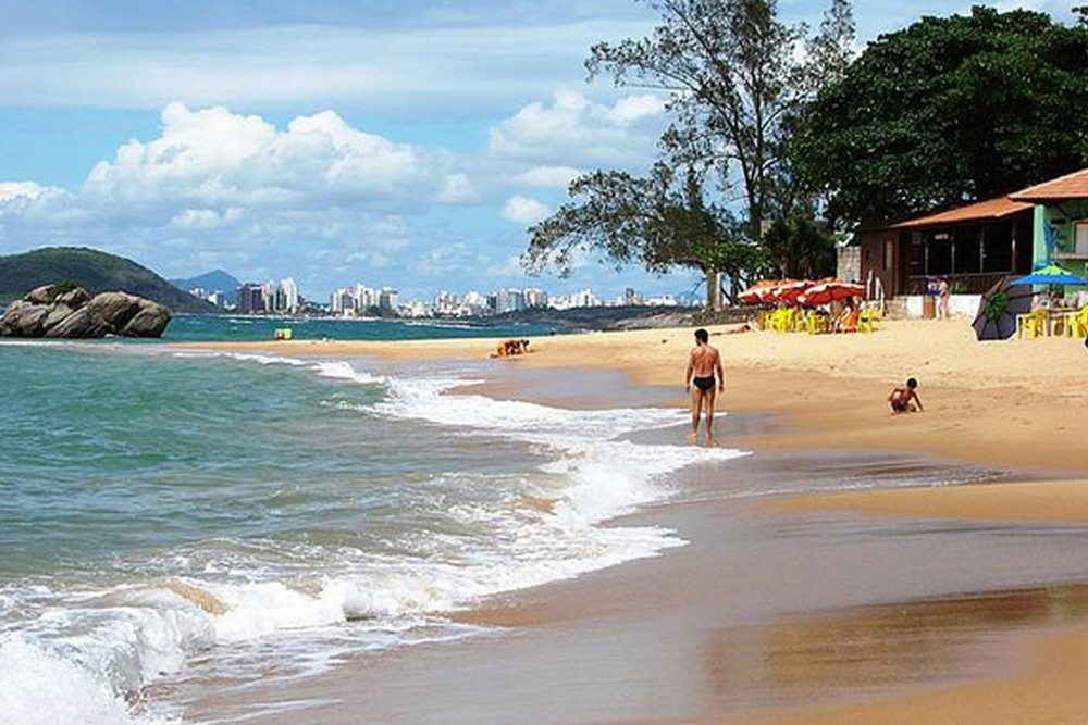 Praia Setiba - Guarapari