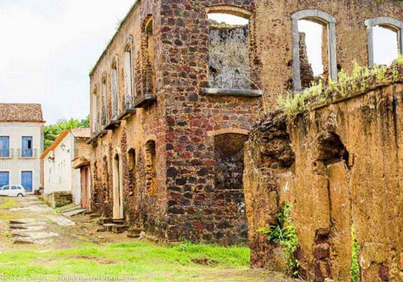 Ruínas Coloniais De Alcântara