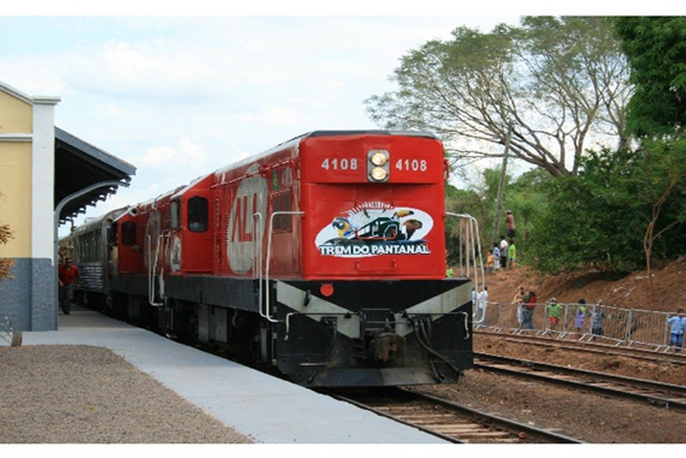 Trem Do Pantanal - Campo Grande - MS