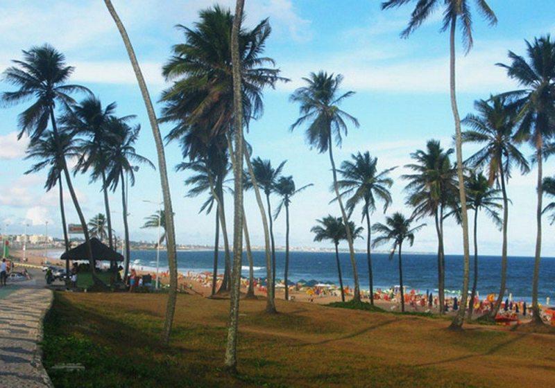 Praia Jardim De Alá