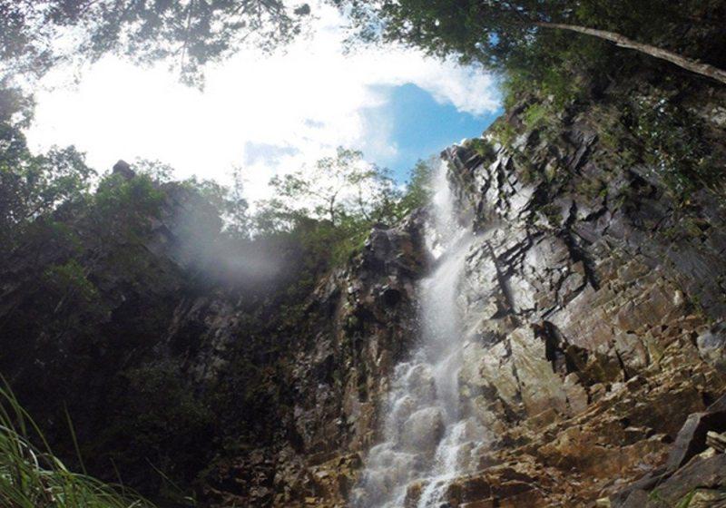 Cachoeira Dragão Verdadeiro