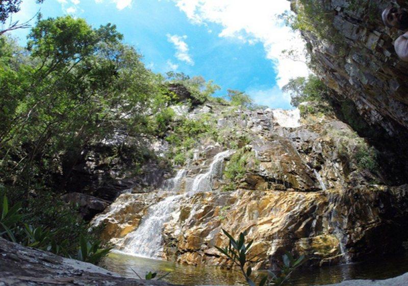 Cachoeira Dragão Voador