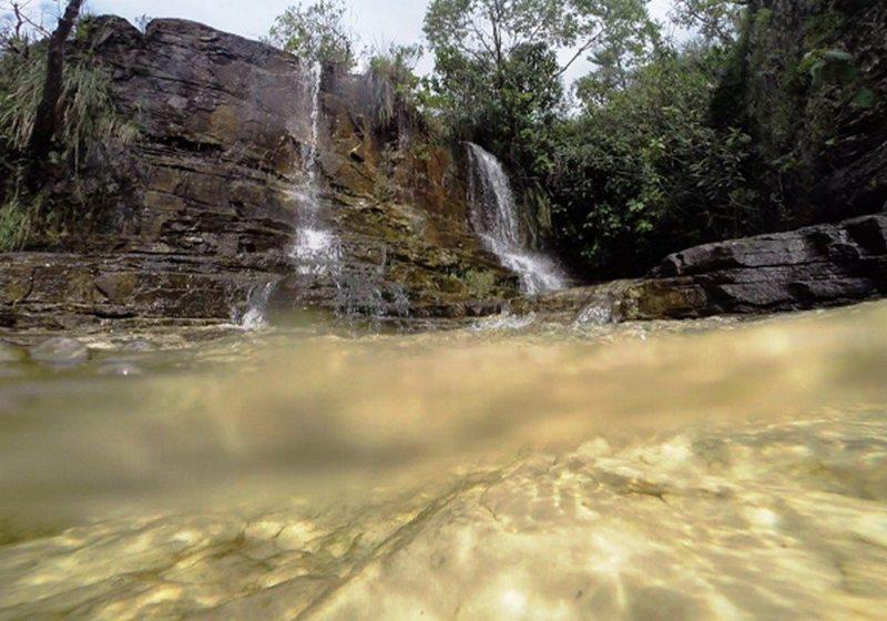Cachoeira Rei dos Dragões