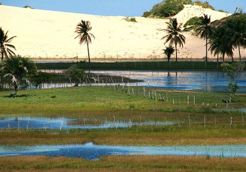 Praia de Pacatuba