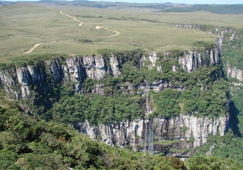 Cânions Fortaleza, Rio Grande Do Sul