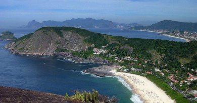 Itacoatiara é a praia mais bonita de niterói