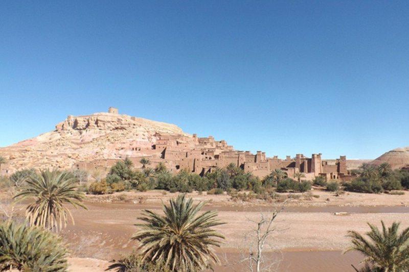 Marrocos – Aït-Ben-Haddou