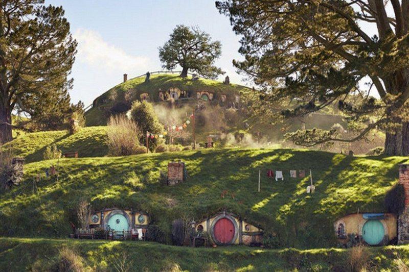 O Senhor dos Anéis - Matamata – Hinuera - Nova Zelândia