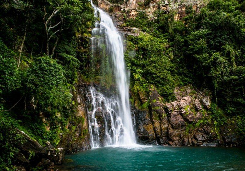 Cachoeira Serra Azul, Nobres – MS