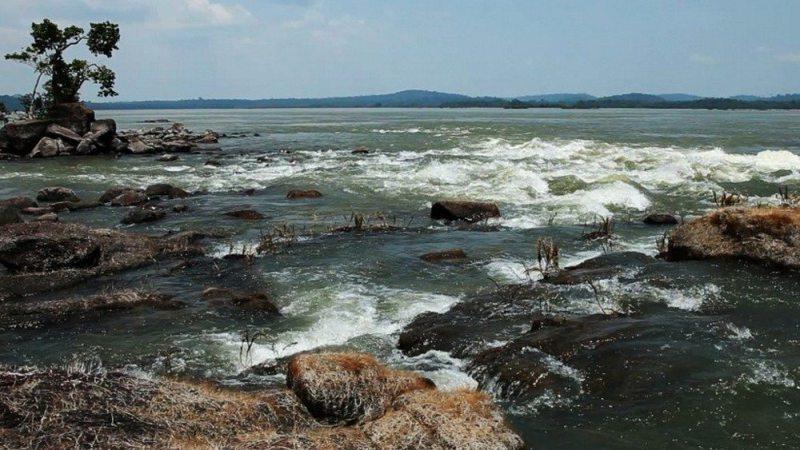 Corredeiras do rio Tapajós