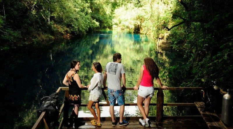 Conheça a Lagoa Misteriosa, no Mato Grosso do Sul