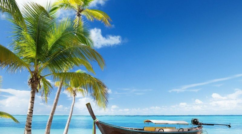 Praia Caribe