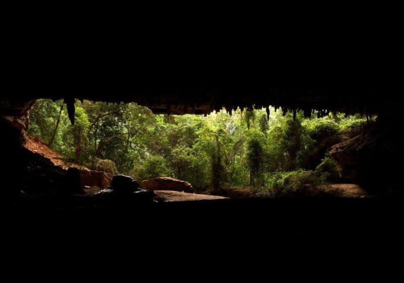 Terra Ronca Goiás, o Brasil do tempo das cavernas