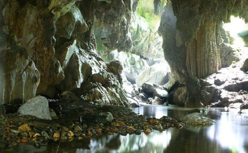 Caverna do diabo - sp