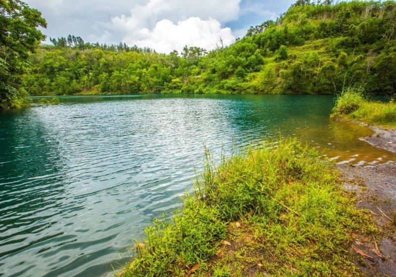 Lagoa Azul Serra Do Navio Amapá