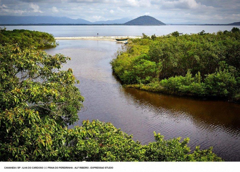 Ilha Do Cardoso Brasil