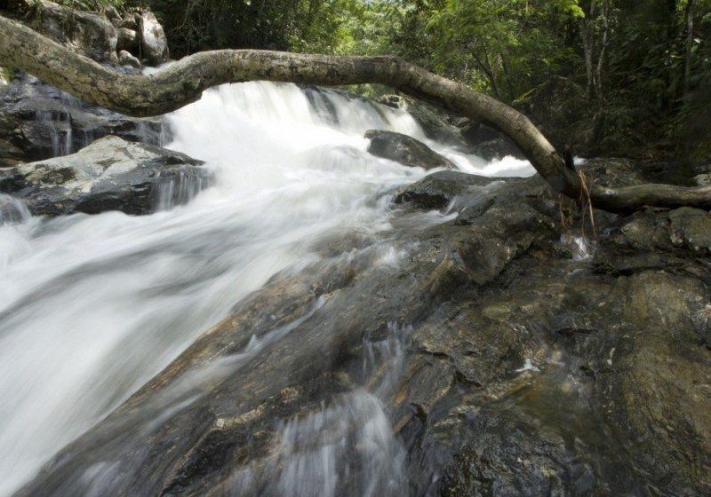 Cachoeiras, Trilhas E Caverbas Em Arapeí