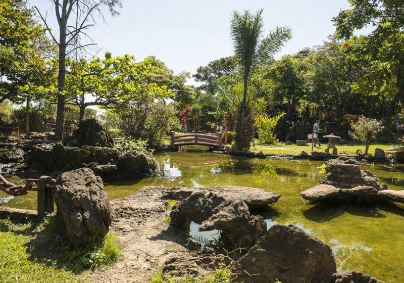 Jardim Japonês Caldas Novas Go