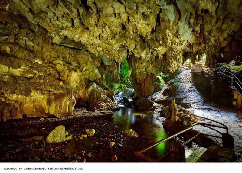 Caverna Do Diabo - Eldorado