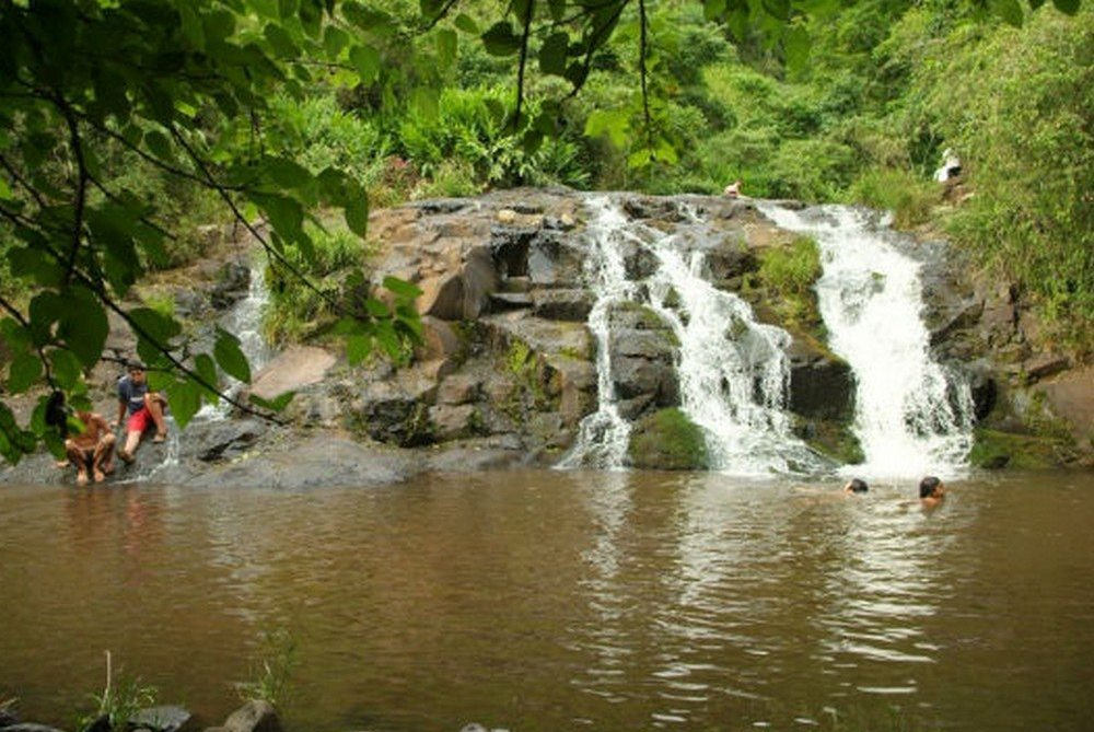 Cachoeiras Alto Capinzal